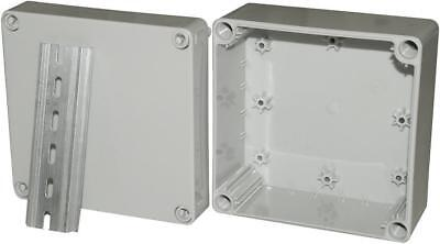 Hylec - DN12E - Ip66, General Purpose Enclosure, Grey