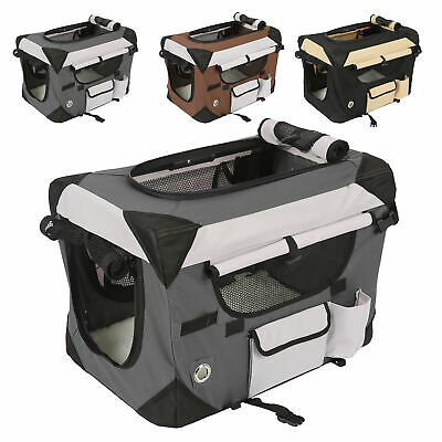 Faltbare Transportbox Hundetransportbox Katzentransportbox Hundebox Katzenbox