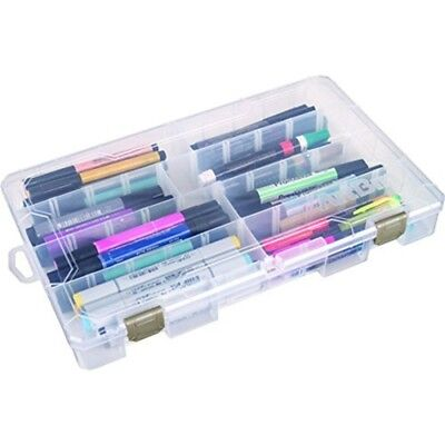 Art Bin Art Bin 14-1/8 Inch By 9 Inch By 2 Inch Solutions Box 4-48 Compartments