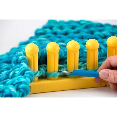 Knitting Board Zippy Master Loom Set-
