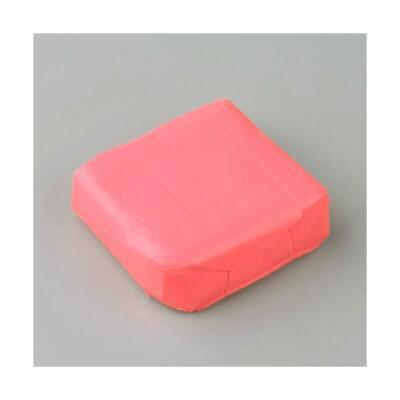2 x 50g+ Bright Pink Oven Bake Polymer Modelling Clay For Arts & Crafts Y13420