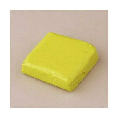2 x 50g+ Yellow/Green Oven Bake Polymer Modelling Clay For Arts & Crafts Y13705