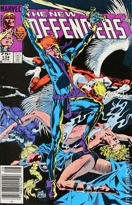 Defenders (1st Series) Canadian Price Variant #134 1984 VG- 3.5 Stock Image