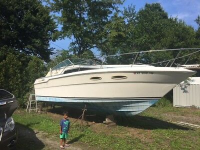 LF - 1986 Sea Ray Weekender 29' Cabin Cruiser - New York