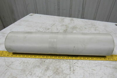 "24"" 1 Ply Nylon Woven Back Smooth Top Conveyor Belt 0.079""T x 10'6"""