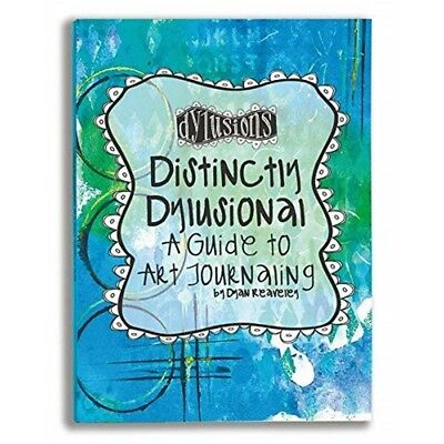 Ranger A Guide To Art Journaling Book, - Distinctly Dylusional