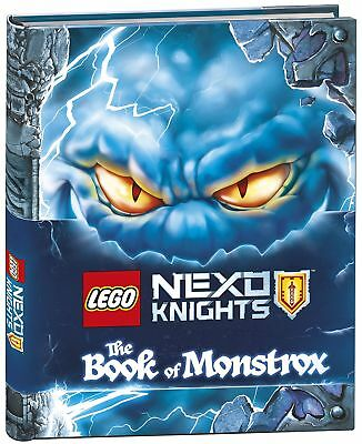 LEGO NEXO KNIGHTS: The Book of Monstrox, LEGO® NEXO KNIGHTS™, Excellent Book
