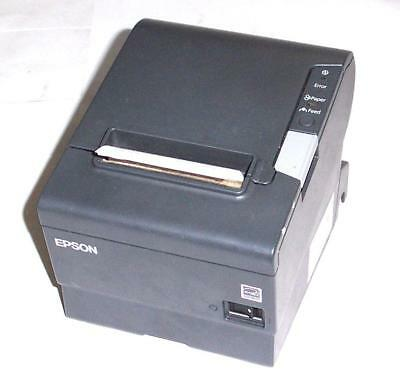 Epson M244A TM-T88V EPoS Thermal Receipt Printer With RS-232 And USB Interface