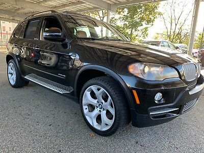2009 BMW X5 4.8i xDrive V8 Sport 2009 BMW X5 xDrive 48i AWD Sport Black No reserve Auction Free Delivery 60Miles