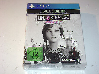 Life Is Strange: Before The Storm Limited Edition (Sony PlayStation 4) UNBENUTZT