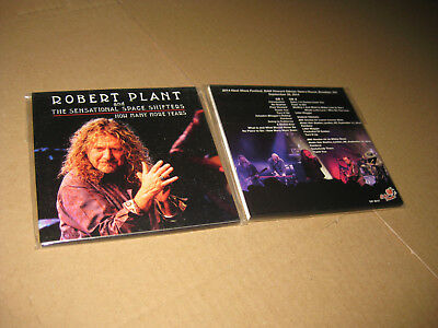 Robert Plant Led Zeppelin 2 Cd How Many More Years
