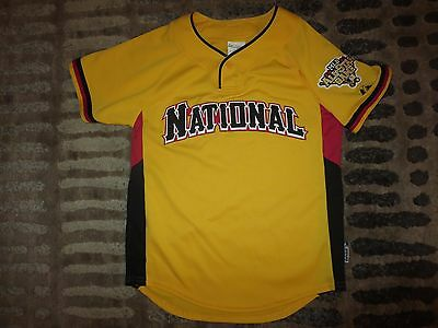 Pittsburgh Pirates 2006 MLB All Star Game Majestic Jersey Youth M 10-12 children