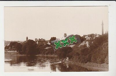 Monarch Postcard - The Tweed At Coldstream.