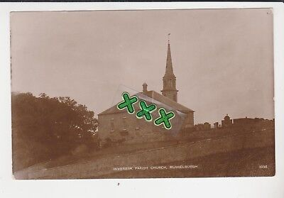 Davidsons Photo Postcard - Inveresk Parish Church, Musselburgh.