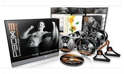 P90X3 Complete Set with band