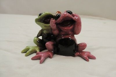 "Kitty's Critters 2005  "" Best Friend  ""   Frog"