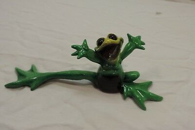 "Kitty's Critters 2006  "" Freedom   ""  Frog"