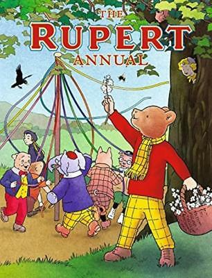 2018 The Annual Rupert Bear Illustrated Stories 2019 Hardcover Book Kids Gifts