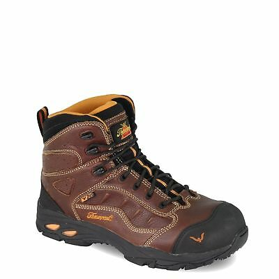b85898f401a Thorogood Men s Brown ASR Sport Hiker Composite Safety Toe Work Shoes