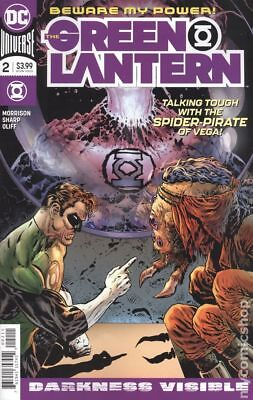 Green Lantern (5th Series) #2A Sharp Variant NM Stock Image