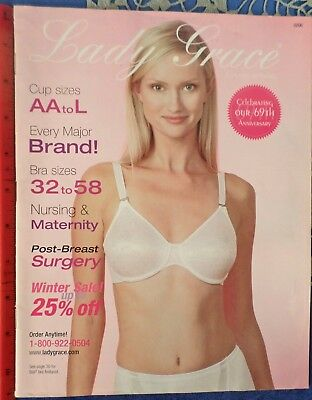 DM…Classic Intimate Apparel Catalogs from the 1980's Bras-Panties-Foundations