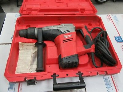 """Milwaukee 5317-20 1-9/16"""" SDS Max Rotary Hammer Drill With Case"""