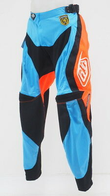 "Troy Lee Designs SE Pro Bike Mens 32"" Moto MX Padded Pants"