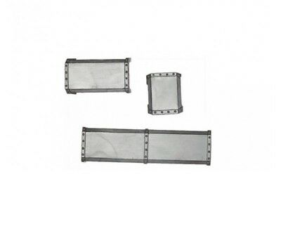 Imperial Guard Tank TRACK GUARDS For 1 Side - Astra Militarum Leman Russ 40K
