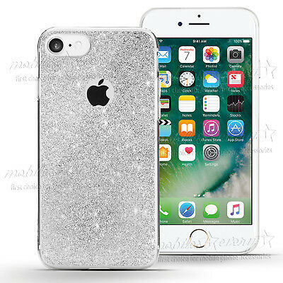 iPhone 8 Case Shock Proof Crystal Clear Soft Silicone Gel Bumper Cover Slim