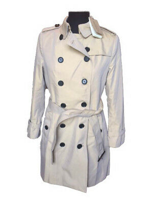 Trench coat di BURBERRY colore beige