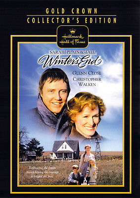 Sarah, Plain And Tall: Winter's End (1999) - New Sealed Dvd