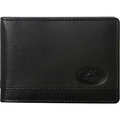 Mancini Leather Goods RFID Secure Deluxe Men's Bill Men's Wallet NEW