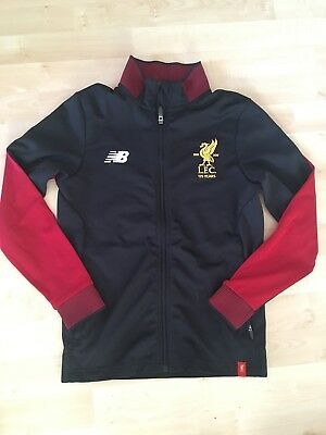 Liverpool FC Tracksuit Top L Boys 10-11 Years