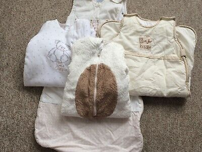 Cosy Baby Neutral Sleep Bundle 3-6months