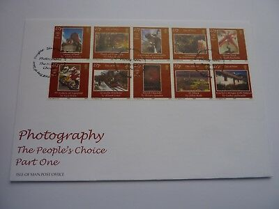 IOM Photography Part 1 2002 FDC