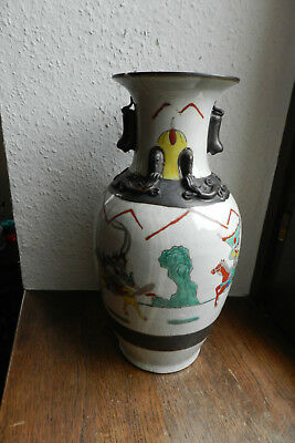 Antike Porzellan Vase China Japan  um 1900