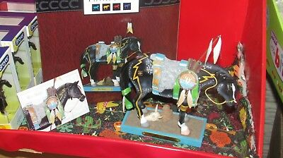 War Magic Trail of the Painted Ponies Horse Figurine NEW 2018 1st Edition #858