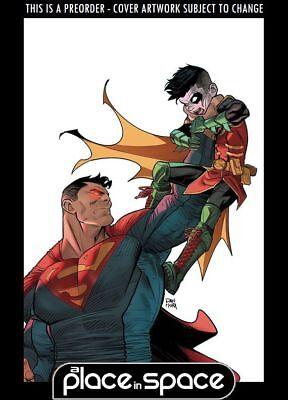 (Wk02) Adventures Of The Super Sons #6 - Preorder 9Th Jan