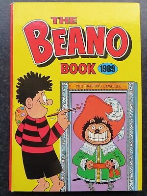 The Beano Book 1989, In Very Good Condition