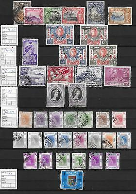 Hong Kong stamps Collection of 39 stamps HIGH VALUE!
