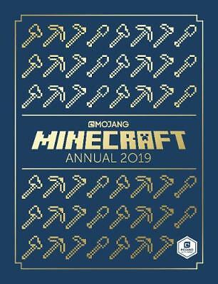Minecraft Annual 2019 (Annuals 2019), AB, Mojang, New