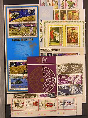 (955937) Small lot, Miscellaneous, British Colonies