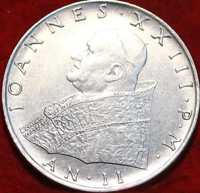 Uncirculated 1960 Italy 100 Lire Foreign Coin