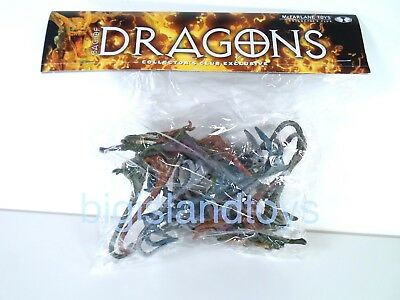 *NEW* SPAWN Bag of Dragons SEALED Bag McFarlanes Collectors Club