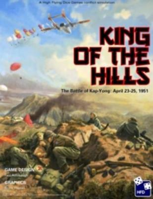 High Flying Dice Wargame King of the Hills - The Battle of Kap-Yong Zip MINT