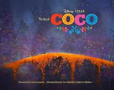 Coco (The Art of) by , NEW Book, (Hardcover) FREE & Fast Delivery
