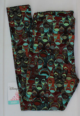 OS LuLaRoe Disney Leggings 2018 Villains Snow White's Evil Queen Halloween 359