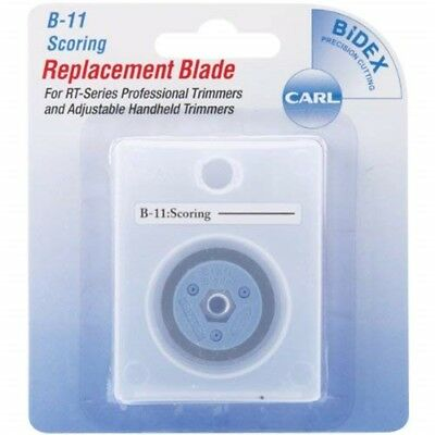 Carl Professional Rotary Trimmer Replacement Blade-scoring