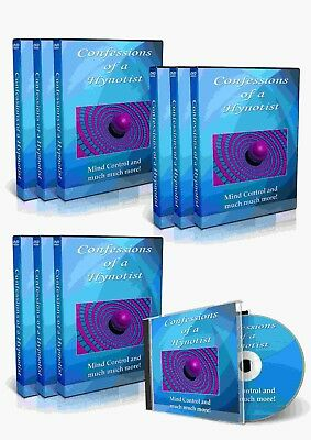 Hypnosis NLP & Hypnotherapy With Props To Improve Self Help + Magic Mind Control