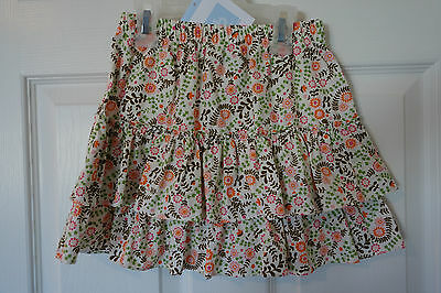 Brand New W/Tags Bella Bliss Willow Tiered Ruffle Skirt  Girl's 2